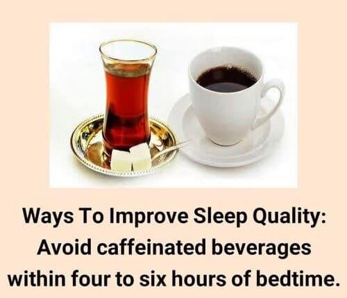 راه های افزایش کیفیت خواب